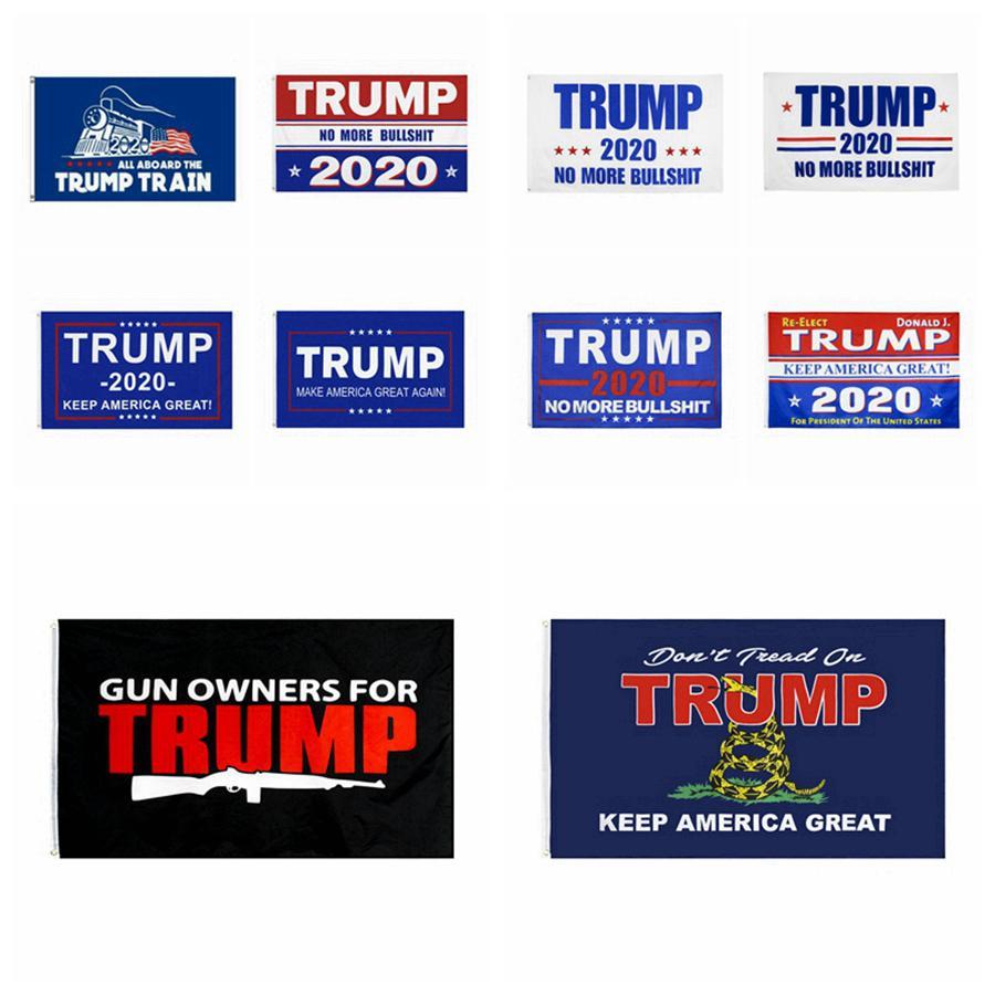 90 * 150 Presidente USA Bandiera Elezione Donald Trump 2020 Keep America Grande Presidente della bandiera bandiera americana Elezione Supporto Flag 11style RRA3317