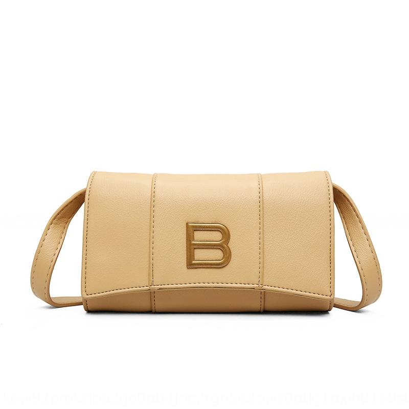 bolsa de bolsa de mensajero de la manera del hombro del hombro 2020 nuevas mujeres