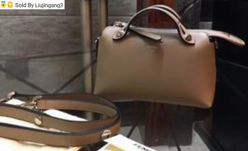 Liujingang3 20CM 6655 Top alças de ombro Boston Totes New Crossbody Belt Mochilas Mini saco de bagagem Estilo de vida Bags