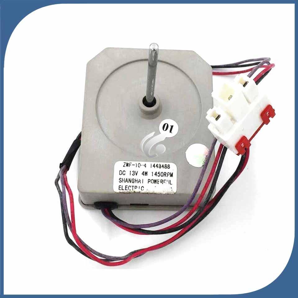 Buzdolabı dondurucu ZWF-10-4 1448488 DC13V motor için fan motoru için% 100 yeni iyi çalışma