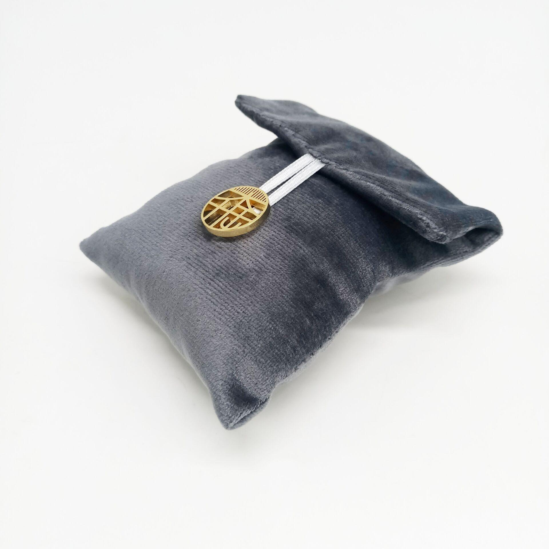 فاخر مخصص البسيطة الجلد المدبوغ ستوكات مغلف مجوهرات الحقيبة لأقراط قلادة خواتم سوار التخزين حقيبة مجوهرات الحقيبة