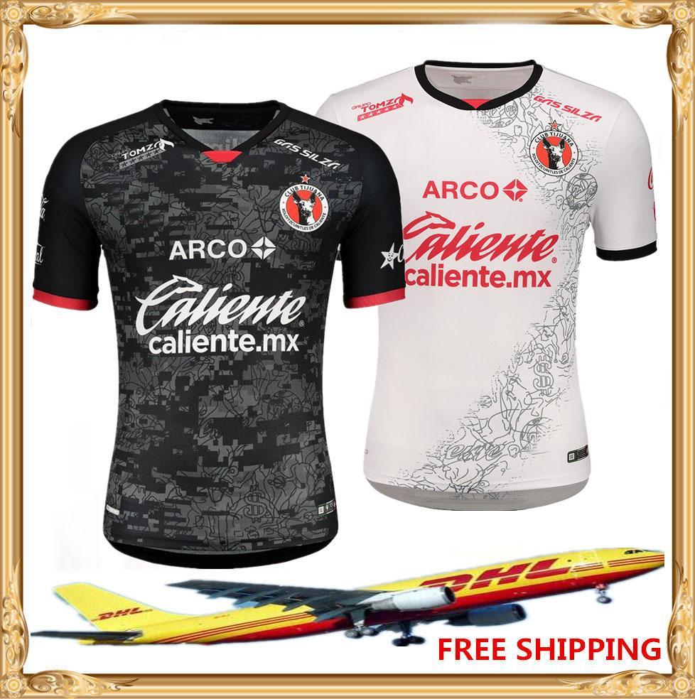 DHL бесплатная доставка 2020 2021 клуб Tijuana футбол футбол 20 21 Xolos Special Edition Джерси размер может быть смешанной партией