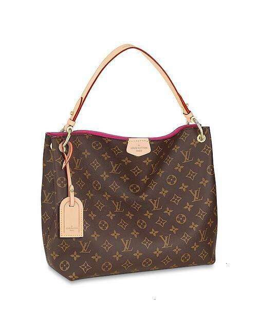 feixiang5255 SYIW M43700 Graceful PM HANDBAGS ICONIC BAGS TOP HANDLES SHOULDER BAGS TOTES CROSS BODY BAG CLUTCHES EVENING