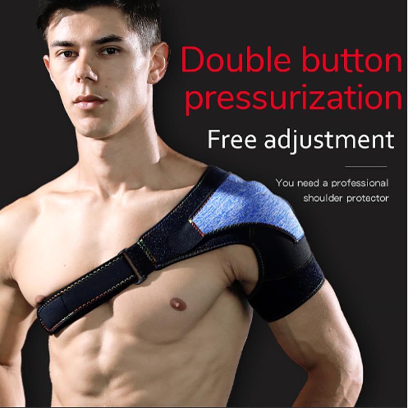 Shoulder Belt Guard Suporte Sholder Protector bandage Ombros Corset Strap para trás e Saúde-cuidado Brace dor mais quentes