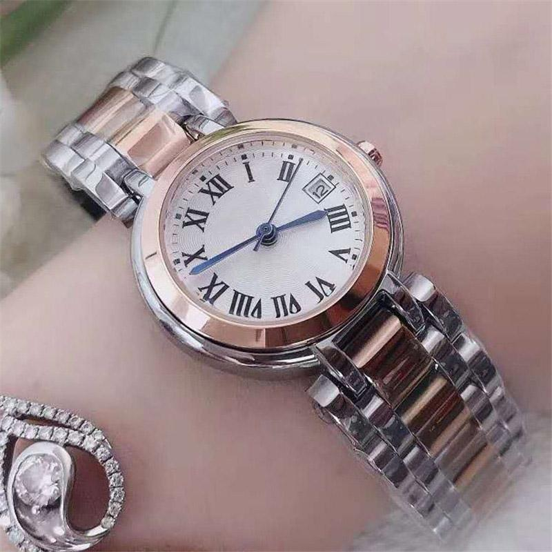 2020new Trend Watches 2020 Famous Selling Factory Wholesale Low Price Silver Bracelet Circular Dial Simple Fashion Watch Gift For Girls Shop Watches Online Shopping For Watches From Watchsport 16 11 Dhgate Com