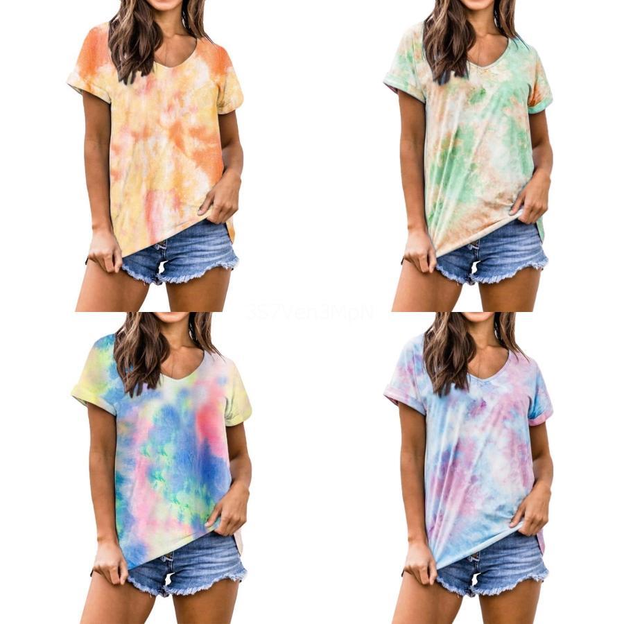Modo libero di trasporto dorata VOGUE t-shirt per stampa maglietta Lettera donne calde manica corta Top Plus Size Female Tees migliore qualità # 394