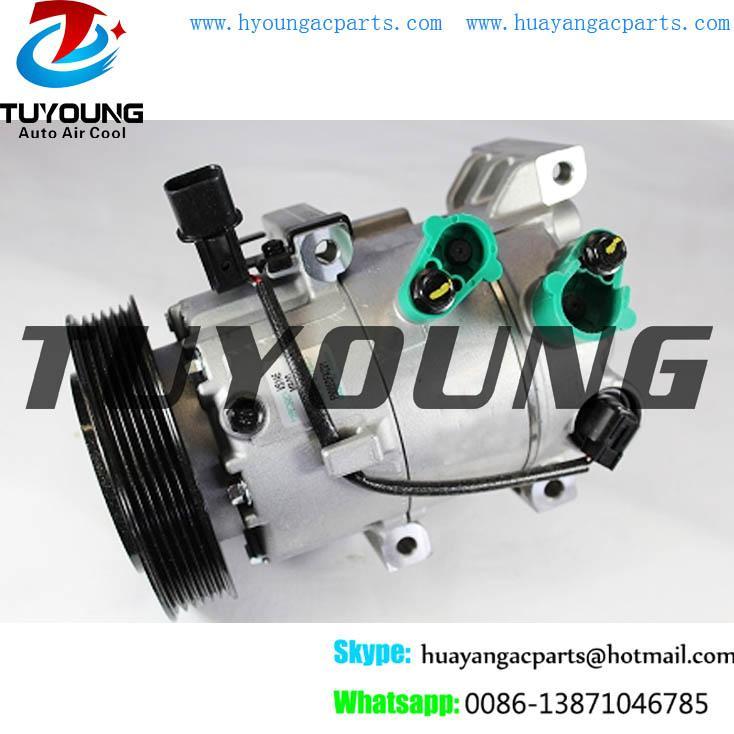 Alta qualidade VS14E 97701-A5502 auto ar condicionado compressor Kia Soul 1.6i compressor 2014- ac