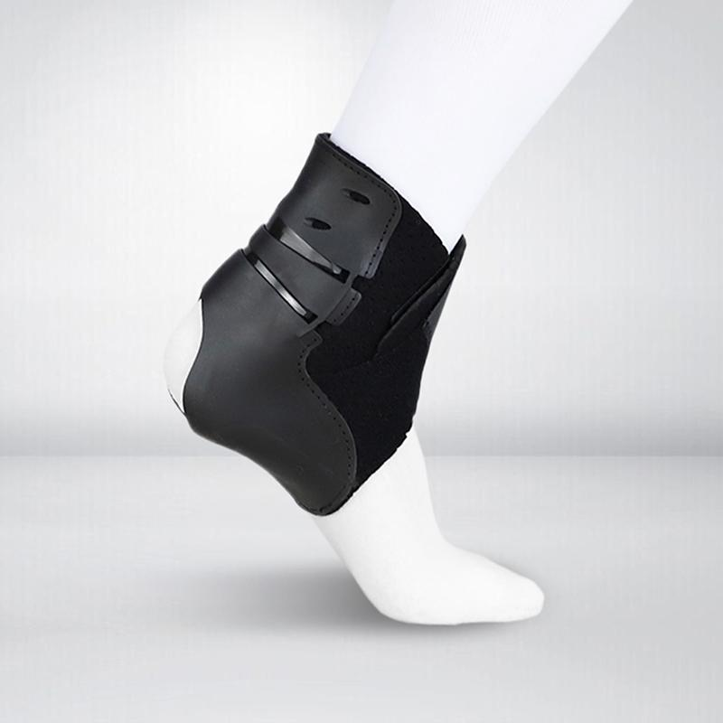 Multi-function Ankles Brace Support Sports Adjustable Ankle Straps Foot Stabilizer Orthosis Football Socks Protector
