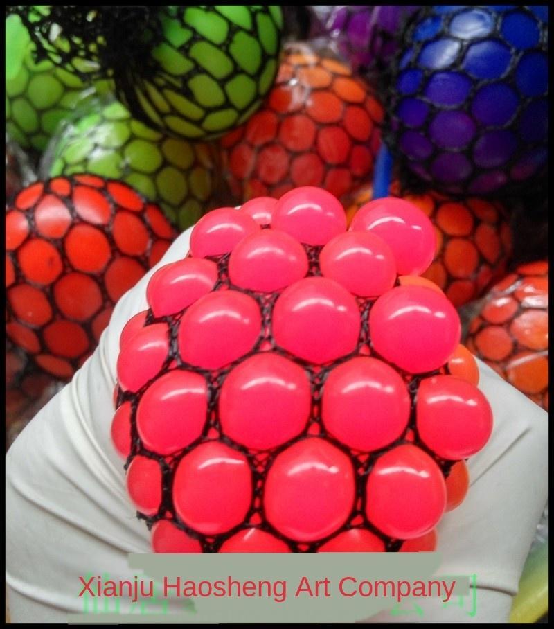 Descompressão ventilação uva brinquedo Day New peculiar brinquedo da Mentira bola bola engraçado criativo do aperto de água pitada