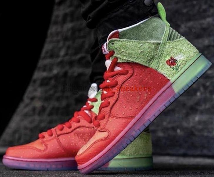 Shoes Us 12 Strawberry Men 386 46