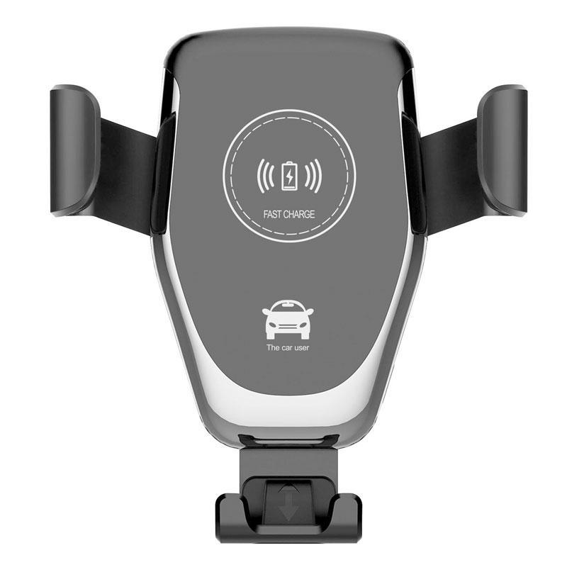 carregador de carro sem fio 10W carregador de celular sem fio telefone do carro stand é adequado para todos os telefones móveis Qi adaptadores de carregador