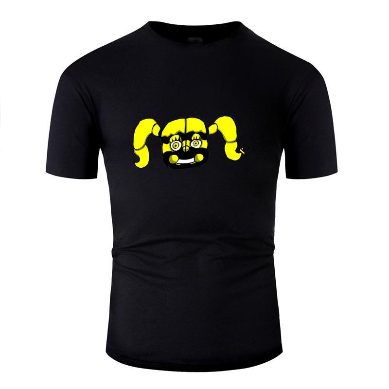 Harfler Sunlight tişört esprili Kısa Kollu büyük boyutta tshirt fnaf kardeş Baskılı Büyük traversion S ~ 5XL hip hop