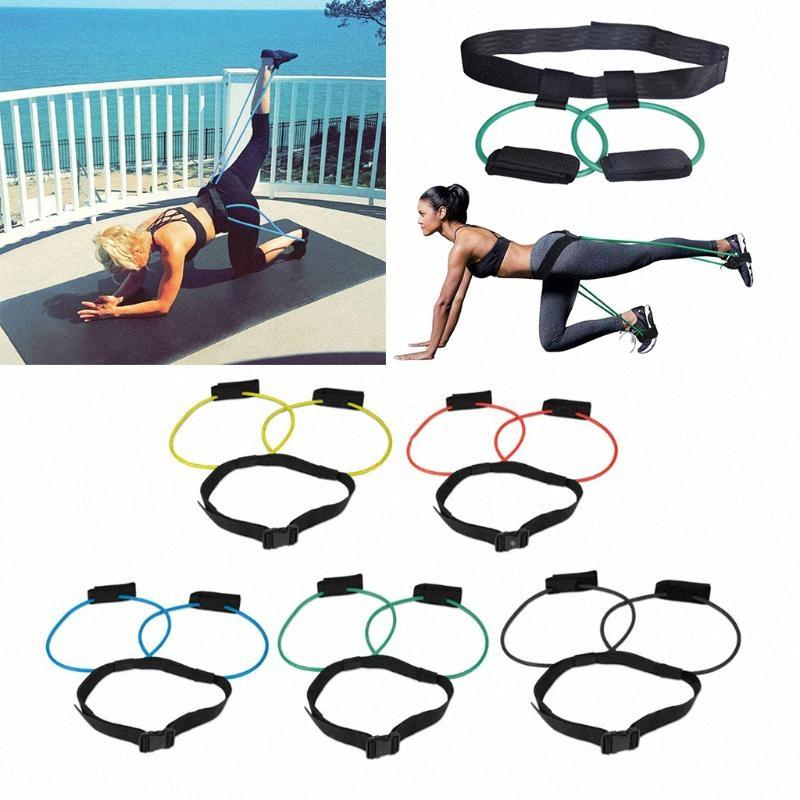Hip BuResistance Bands Latex Booty Band Yoga Stretching Bands Workout Fitness Resistance Belt Gluteus Tone Exercise Women I5t6#