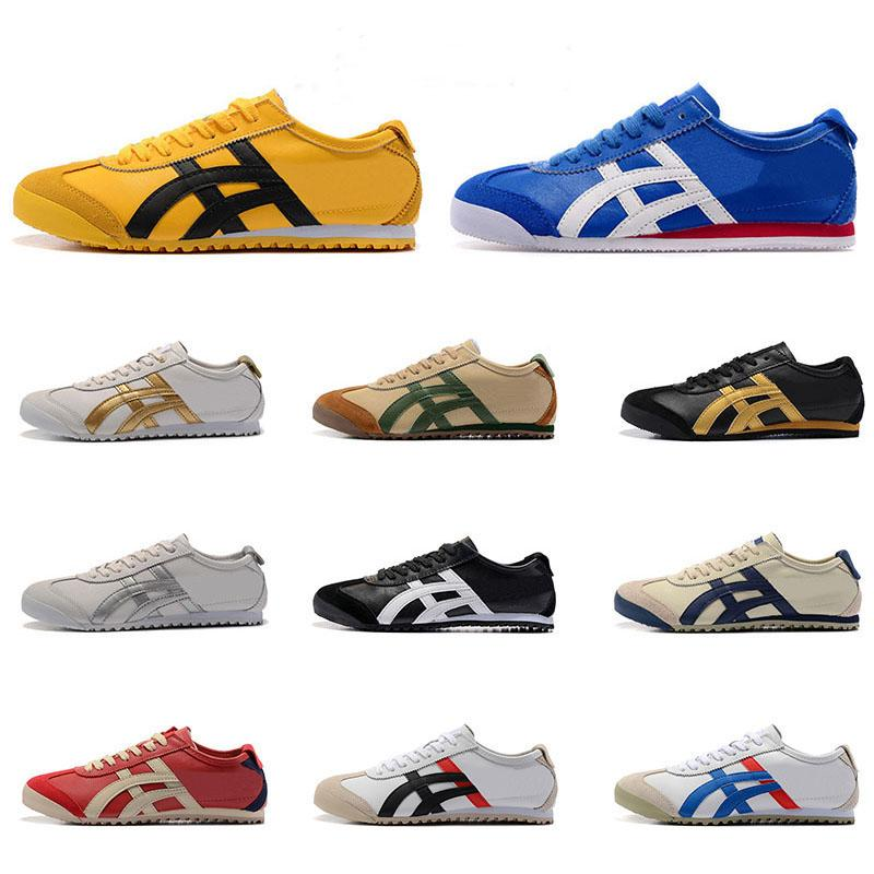Asic Tiger Bruce Lee Flat Shoes Running