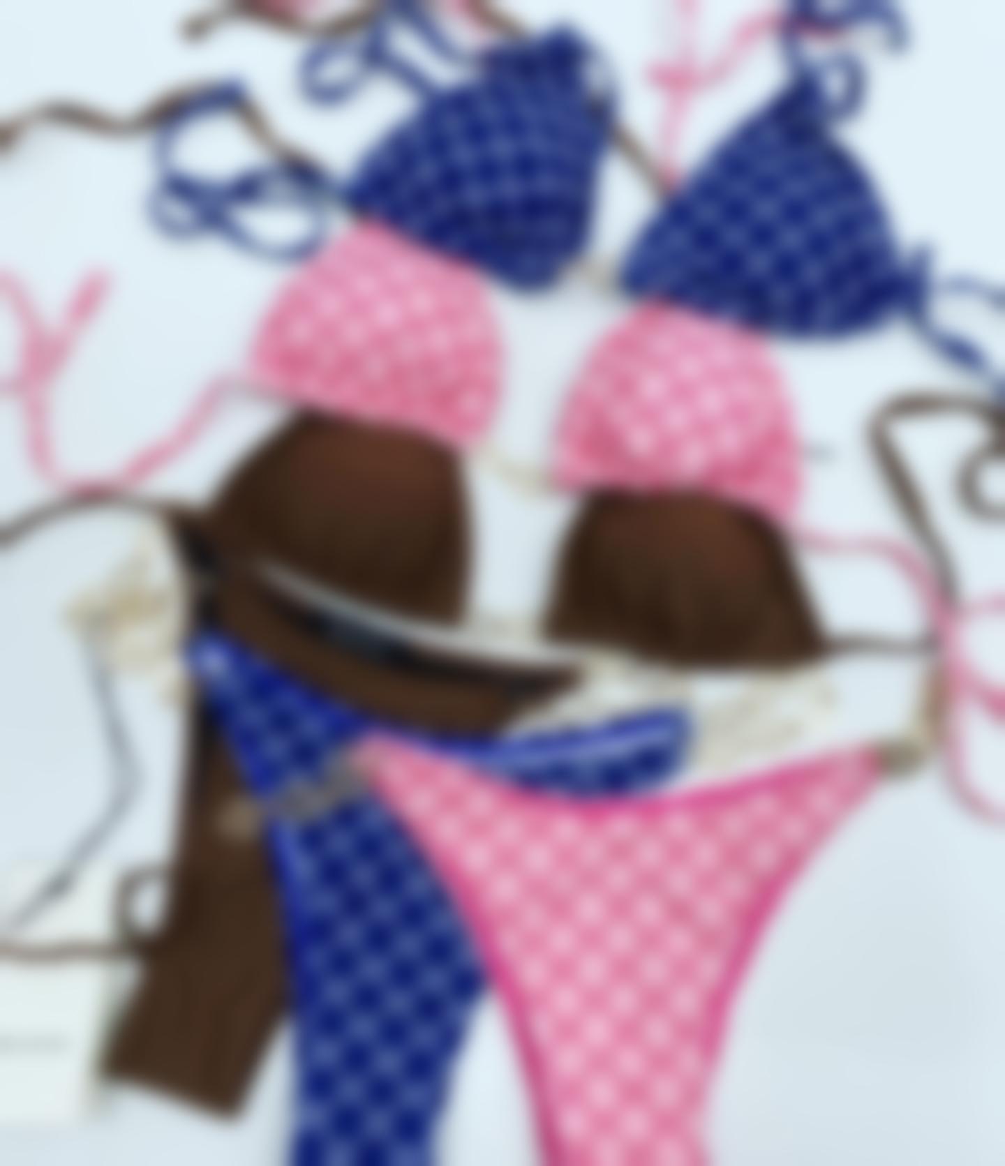 Heißer Verkaufs-Bikini-Dame Sexy Bademode Zweiteilige Luxus-Badeanzug Bikini Damen Brandswimsuit Designer Frauen Backless 2071603H