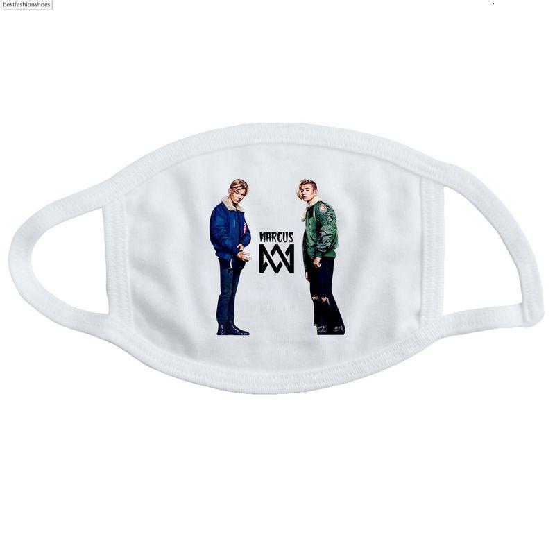 marcus martinus periférica dos homens de máscara e poeira e feminino anti-escape máscara máscara de pano laváveis