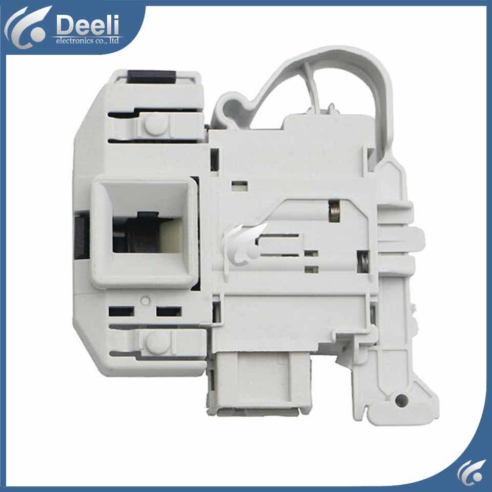 Çamaşır makinesi elektronik kapı kilidi gecikmesi anahtarı DKS65 DKS66 DKS67 elektronik kapı kilidi