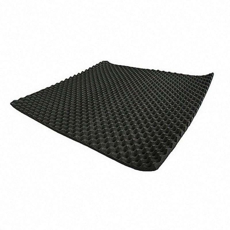 Araç Ses Yalıtımı Pad Eşitsiz Akustik Köpük Mat Gürültü Deadener Araç Akustik Shield Mat Pad yYFe #