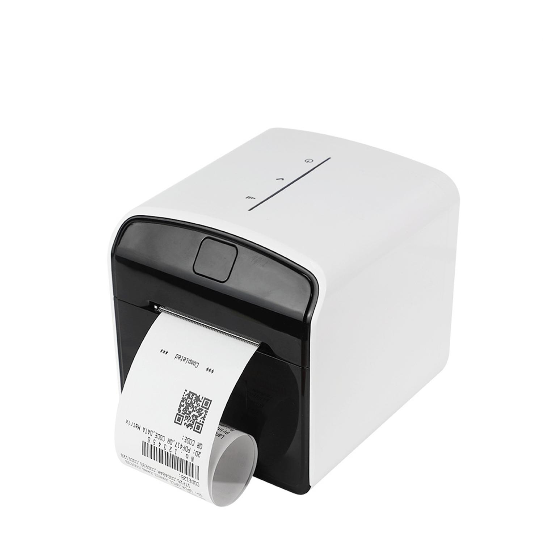 فندق / التسوق / taxt / التجزئة USB + LAN POS طباعة الحرارية طابعة مجرى الهواء مطعم بيل البسيطة مع ESC / POS HCC-POS58D