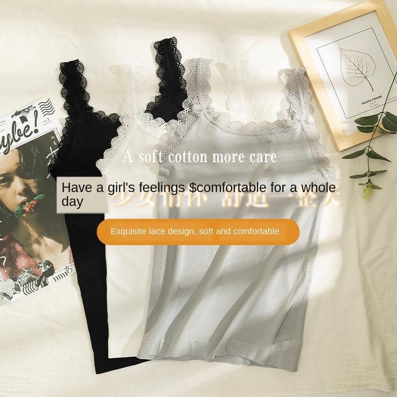 biancheria intima base T-shirt estate senza soluzione di continuità con la canotta da donna fuori pizzi dimagrante maniche T-shirt