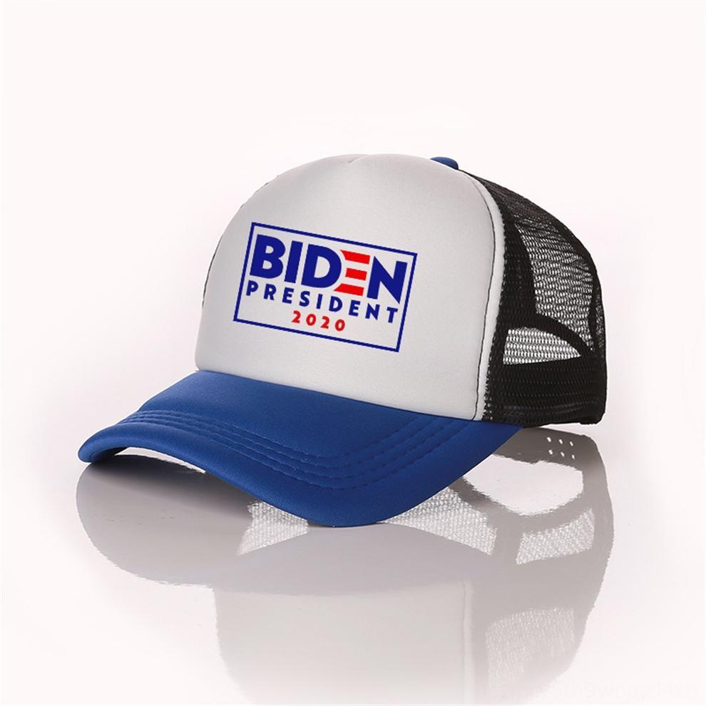 iHVlt Mulheres Homens Camo Estilo Biden Hat 5 Cor bordado 3D Novamente Snapback 2020 da campanha Caps Faça América grande boné de beisebol ajustável