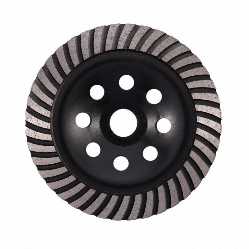 6-дюймовый Алмазная Turbo Row шлифовального Кубок Wheel Подходит для 7/8 дюйма Arbor Алмазный шлифовальный диск для бетона Кладка EW5k #