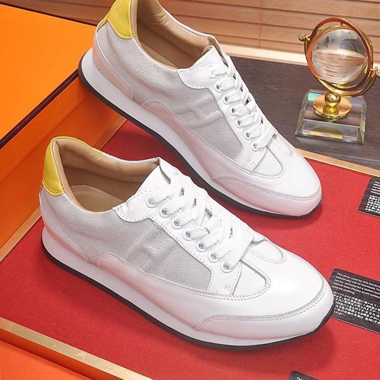 Scatola originale Uomini scarpe di lusso di marca delle scarpe da tennis per il tempo libero Chaussures pour hommes Runner formatori Trail Sneaker Uomo Scarpe casual di lusso in stile
