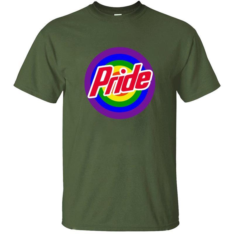 Novità Casual divertente Orgoglio maglietta per i Mens unisex Homme impressionanti Shirts per adulti T 2020 Short-Sleeve Shirt Camicie Pop Top Tee