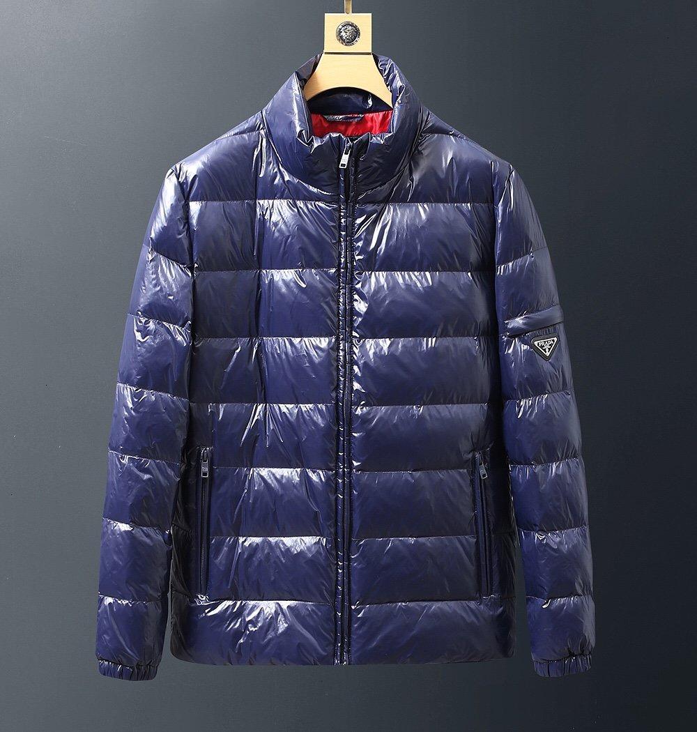 2019 nouveaux automne des hommes de haute qualité et l'hiver au chaud veste en duvet # 191010 01y1yuhui07 QOBM QOBM