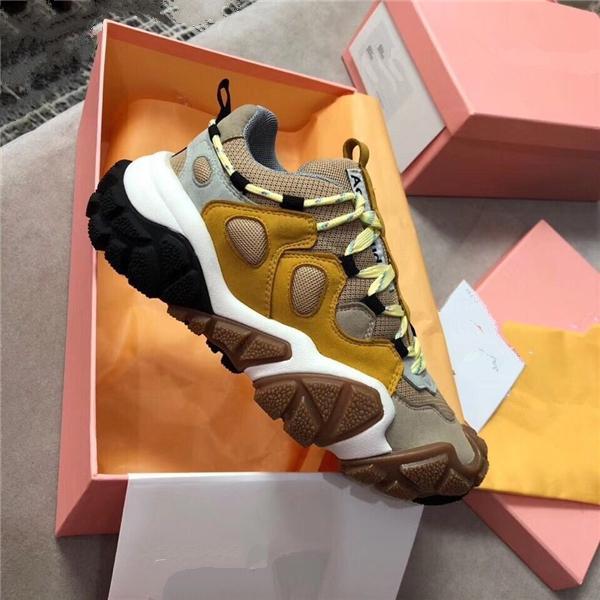 Homens Moda cor misturada Casual tornozelo Low Top Male Juventude alta qualidade Shoes 2020 ya03 frete grátis