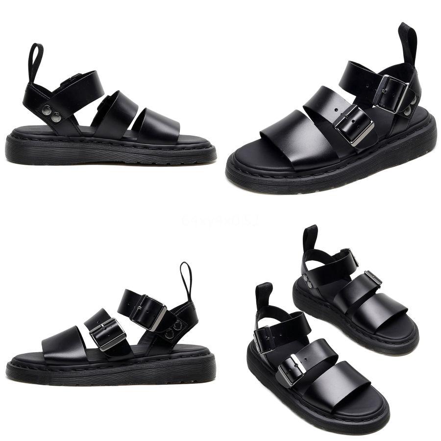 Ragazze dolci # Estate Bowtie Sandali piatti con fibbia alla caviglia Women # S tacco basso casual diapositive gelatina sandali in 35-35 # 476
