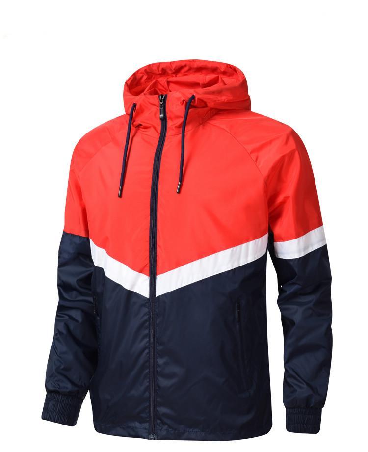 남성 하이 패션 재킷 패치 워크 스포츠 코트 윈드 캐주얼 지퍼 의류 봄 옷 디자이너 패치 워크 자켓