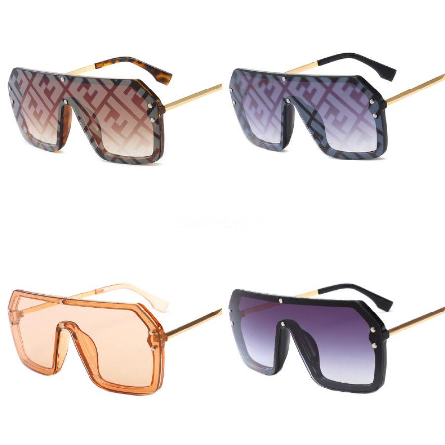Haute qualité luxe FEMMES Retro grand cadre concepteur de marque Vintage Lunettes Lunettes de soleil pour les femmes ombre Lunettes de soleil Mode UV avec étui # 934