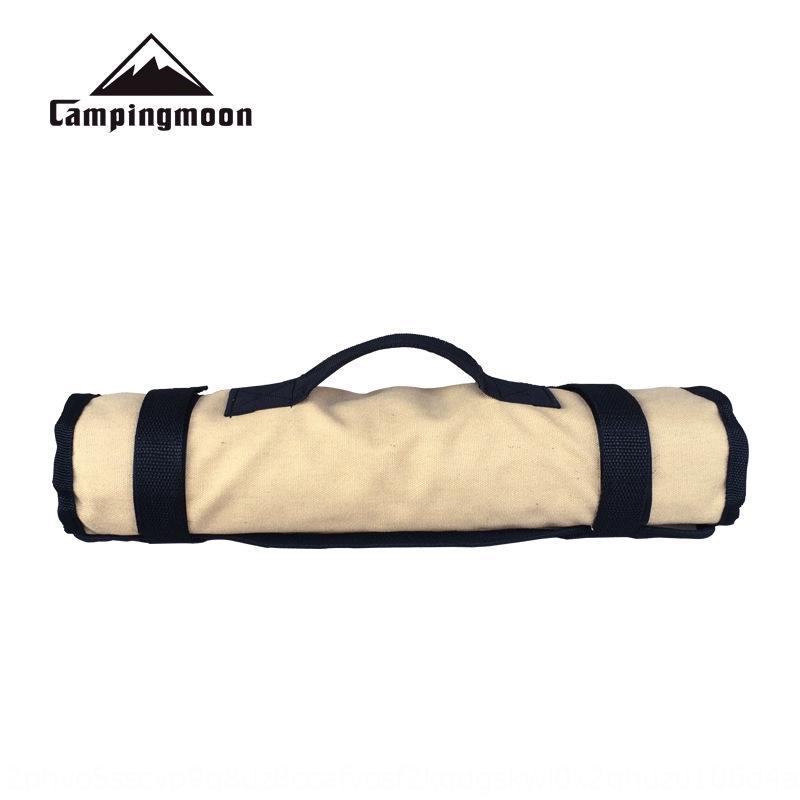 Kirman camp Tent canvas camping tent nail storage bag storage cloth bag canvas double layer material camping management camp nail
