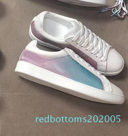Erkekler ve Kadınlar ayakkabı Deri Eğitmenler R05 için 2020 yeni renkler Rivoli Sneaker Boot Yüksek Eğitmenler Boot