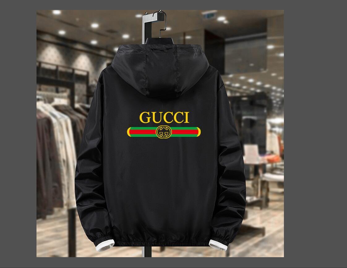 5987 горячих продавая мужские куртки куртки весной и осенью Trend Korean Повседневный Большой размер Мужская ветровка куртки