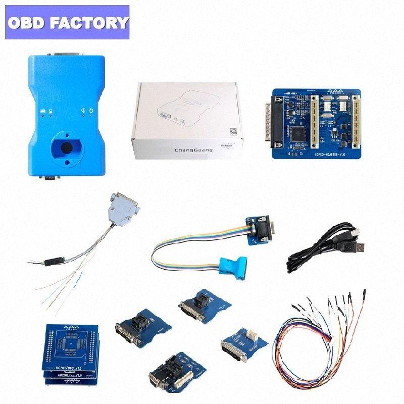 Hot CGDI CG PROG 9S12 Für Schlüsselprogrammierer nächste Generation von CG100 CG 100 Für Freescale Vollversion Alle Adapter fh6c #