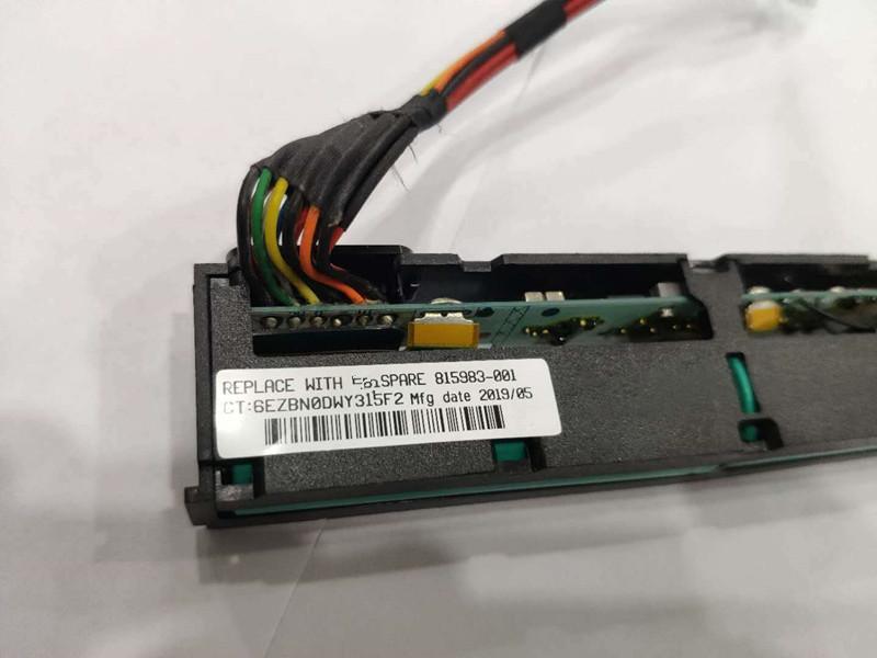 727260-001 727260-002 815983-001 Akıllı Depolama Pil ile 145mm Kablo çekti