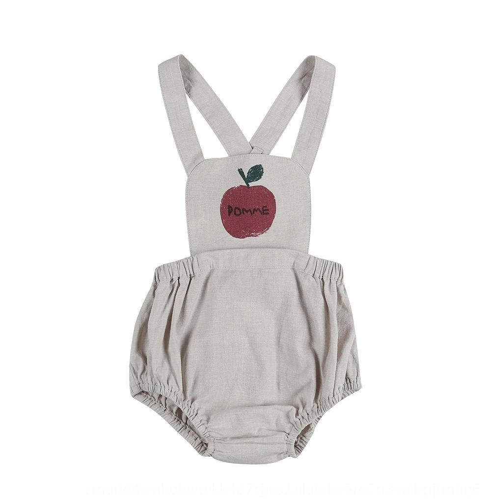 2020ss Enfants -shirt T-shirt fille costume pour enfants de l'été bébé ceinture bébé mignon pantalon T-shirtbelt