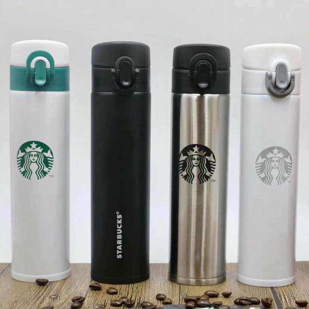 2019 Classic Starbucks Insulation Cup Vacuum Flask Thermos new Stainless Steel Insulated Vacuum Coffee Cup Travel Drink Bottle