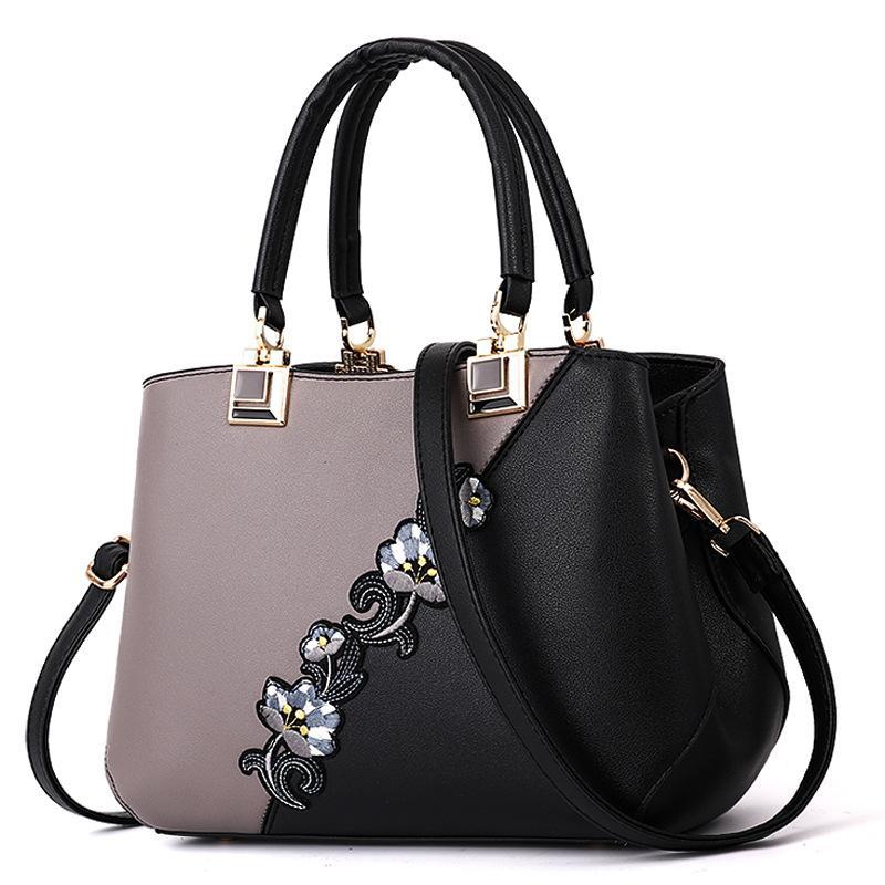 Frau Luxus-Designer-Taschen-Handtaschen-Qualitäts-Messenger Bag Luxus Satteltasche Designer Umhängetasche Tasche Wallet 25.5Cmx20cmx6.5Cm