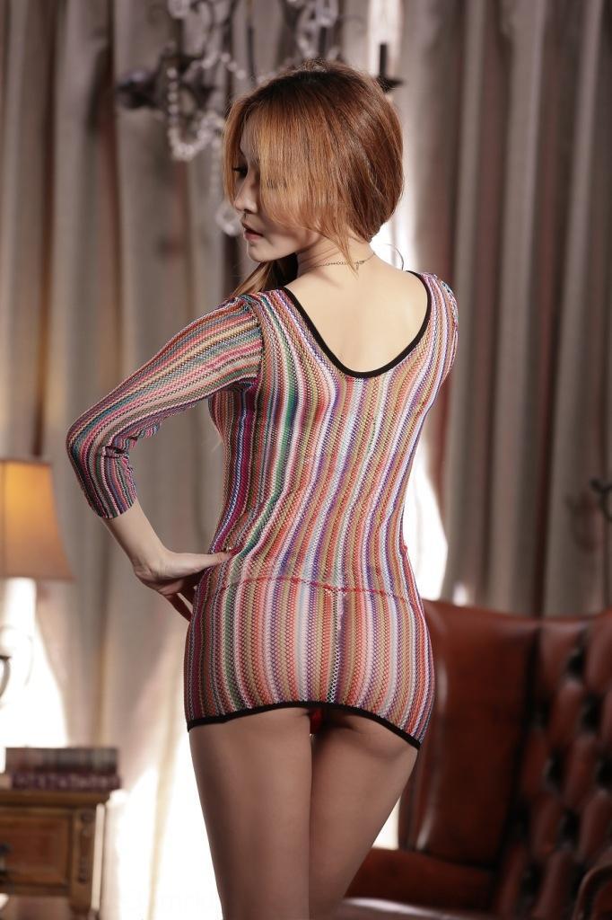 colorido mono-campo abierto colorido mono-campo abierto Underwearpajamas underwearsexy PAJ ropa interior de la ropa interior de las mujeres atractivas de las mujeres cnF5T