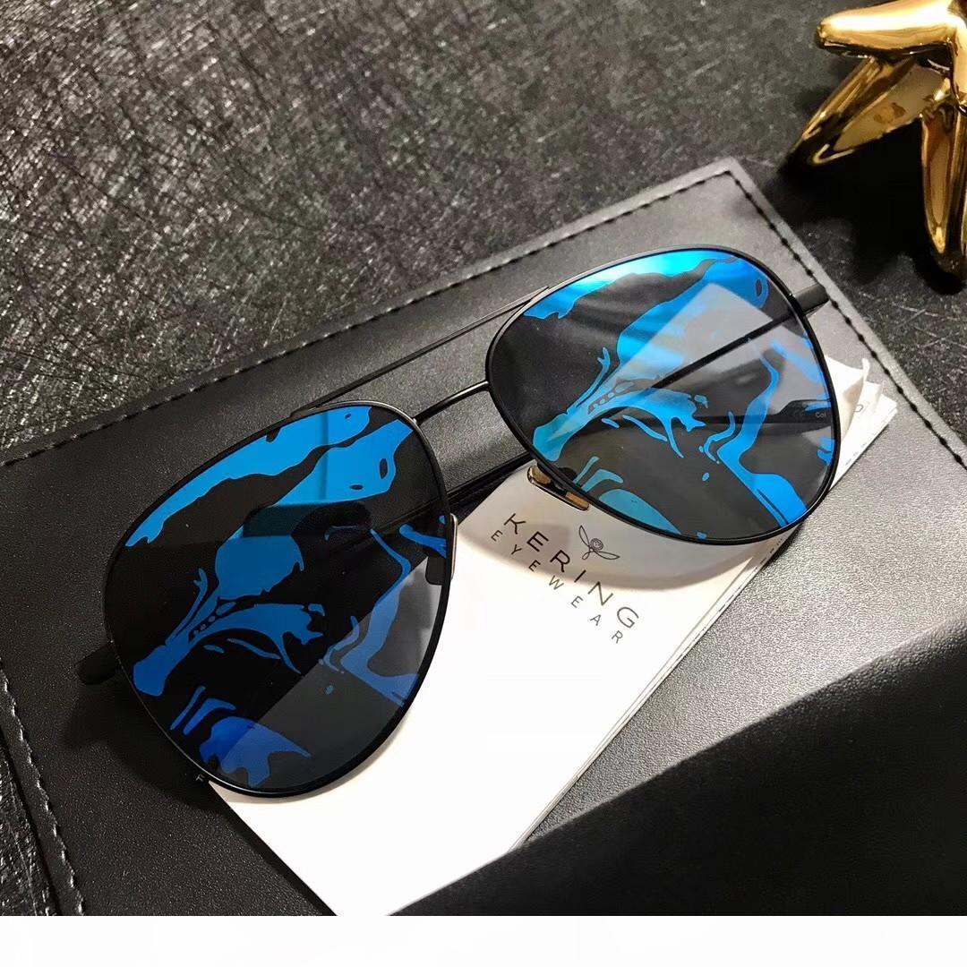 Kadınlar için erkek güneş gözlüğü için marka tasarımcı güneş gözlüğü güneş gözlüğü erkek marka tasarımcısı UV400 koruma erkekler güneş gözlüğü 193 womens