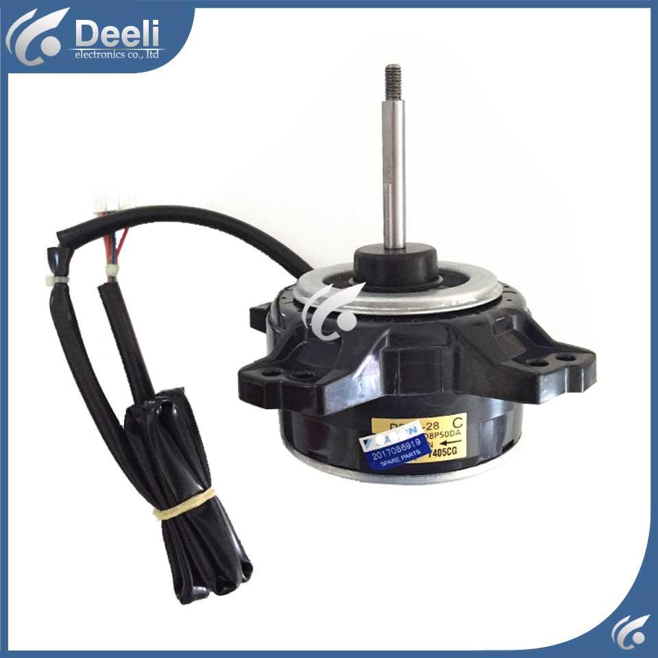 nuevo bueno para inversor acondicionador de aire motor máquina exterior D23C-28 RXD25DAV2C