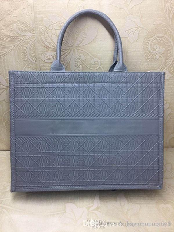 Dior borsa di marca Sacchetti di spalla Totes delle donne Donne Borse Tote Borsello increspa borse in pelle borsa frizione signora