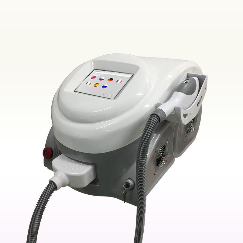 remoção de cabelo profissional IPL máquina indolor elight tratamento da acne IPL RF e luz opt máquina de elight beleza