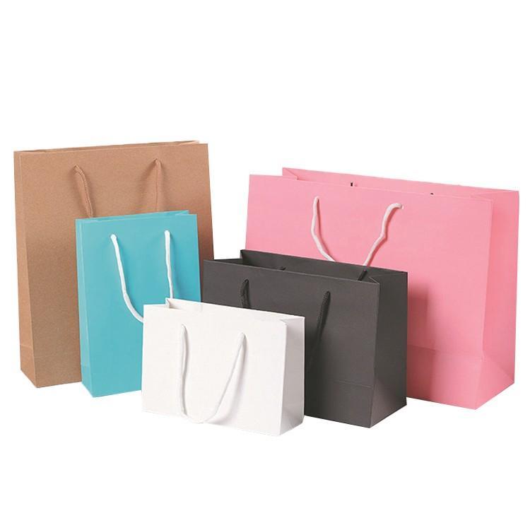طباعة تحلل بيئة قابلة لإعادة الاستخدام ripstop رخيصة قدرة كبيرة الفن 100٪ قابلة للتحلل شعار مخصص حقيبة ورقة حقيبة تسوق البقالة