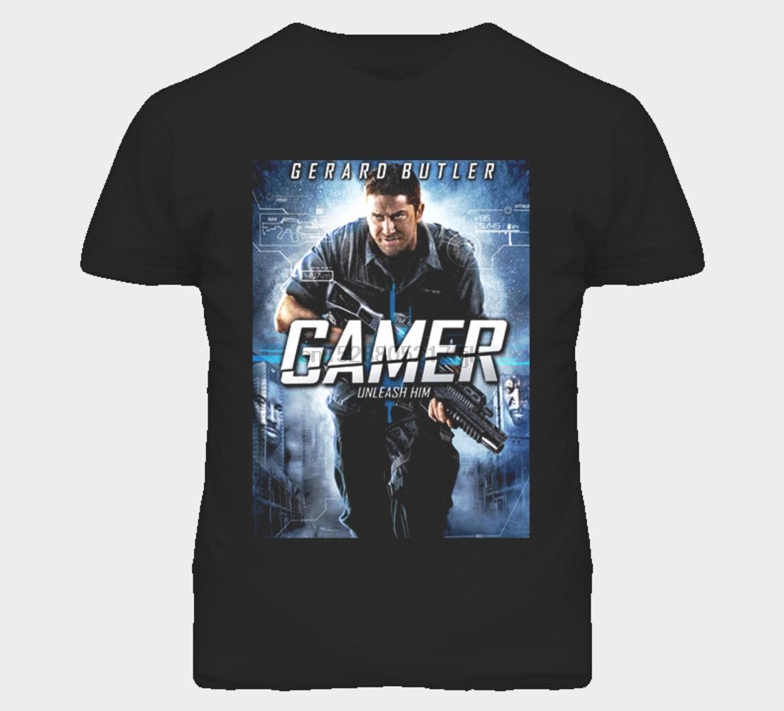 Gamer Filme Retro T Sirt