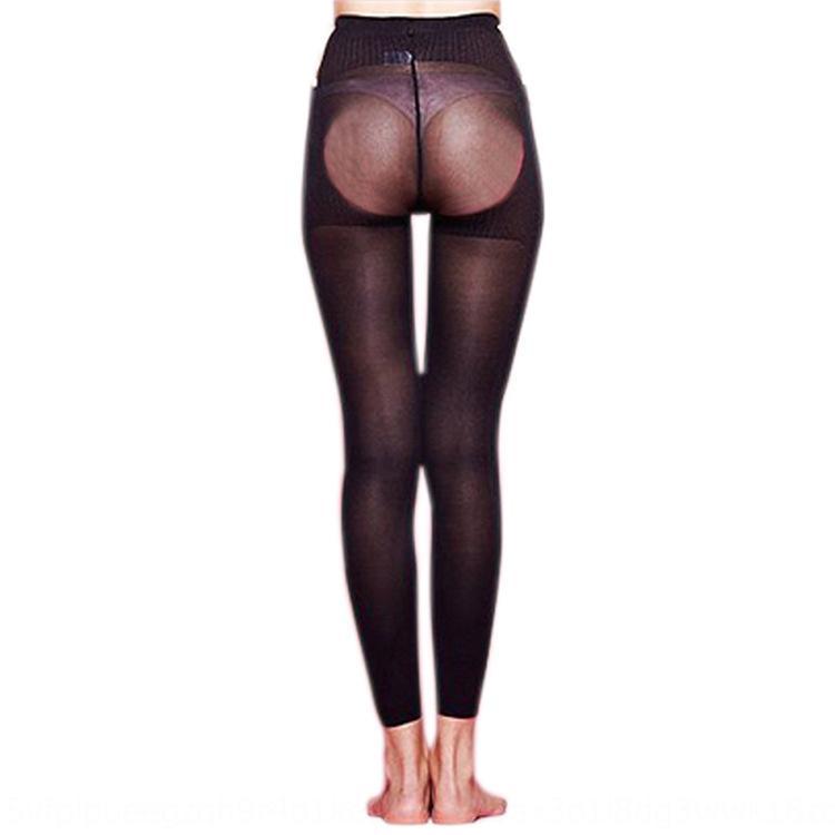 Z8THw 5jR5V dormir la pierna que forma la noche de tres secciones presión hasta los tobillos de las mujeres finas belleza del cuerpo de los pantalones calcetines función de presión medias panty