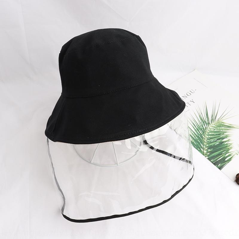 chapéu de prevenção de epidemias chapéu de 7uUJJ Crianças anti-voando Proteção máscara proteção de espuma de isolamento saliva máscara protetora tampão do bebê de um Verão